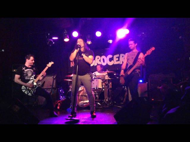 """Spirit"" Live at Arlene's Grocery NYC. Adorn the Wicked"