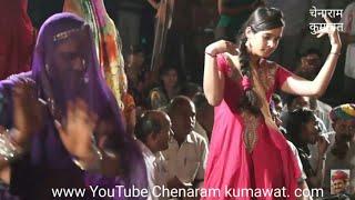 giradhari ghar aaja | rajasthani new bhajan with dance marwadi | kelash sharma nagor