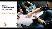 Nintex Training - YouTube