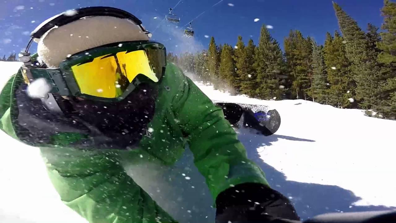 Rip green volcom snowboard jacket