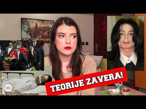 Teorije zavera - Michael Jackson