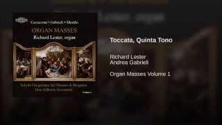 Toccata, Quinta Tono