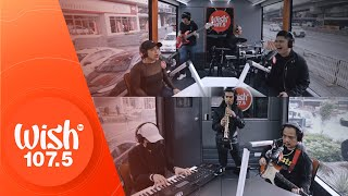 "Soul Republiq performs ""Gusto Kita"" LIVE on Wish 107.5 Bus"