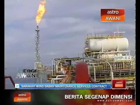 Barakah wins Sabah maintenance services contract
