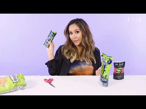 Snooki Taste Tests Pickle Snacks | Food Fight | Women's Health