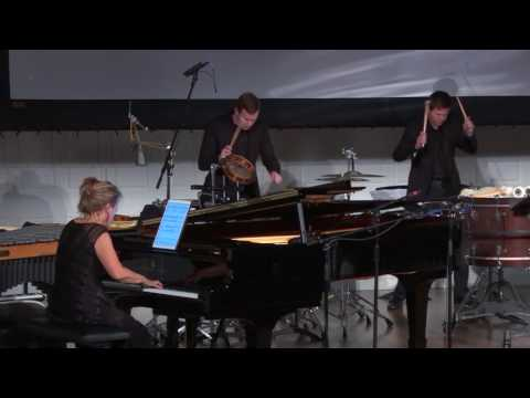 Caprichos Enfáticos (2007) by Martin Bresnick; Lisa Moore piano/percussion w/Yale Percussion Group