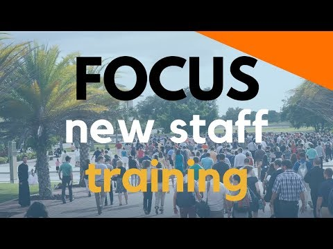 FOCUS Training 2016