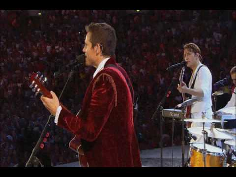 Take That Present: The Circus Live - Wooden Boat