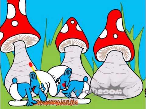 Schtroumpf toxico youtube - Image de stroumphette ...