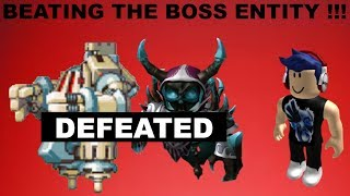 PROJECT POKEMON EXTRAS - BEATING THE BOSS ENTITY !!!