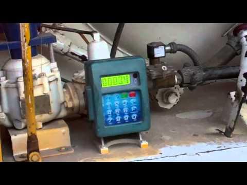 Refilling The House Propane Tank - Iguala, Mexico