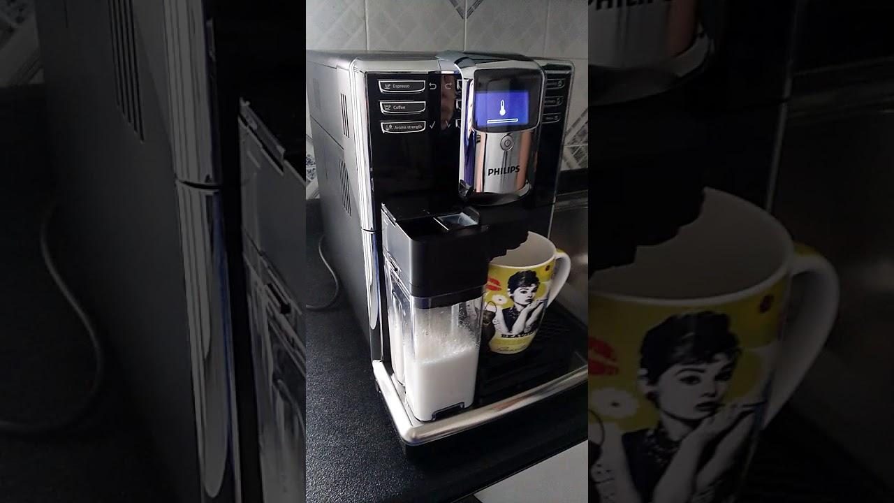 Kaffeevollautomat phillips 5360 : Philips serie ep youtube