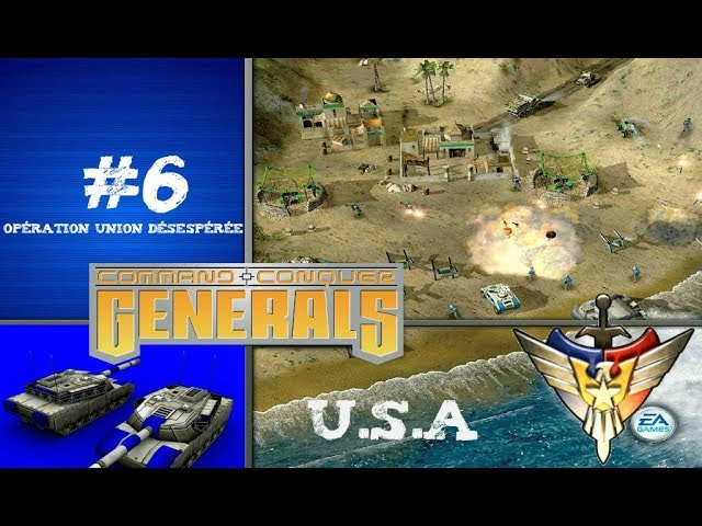 map escarmouche command and conquer 3