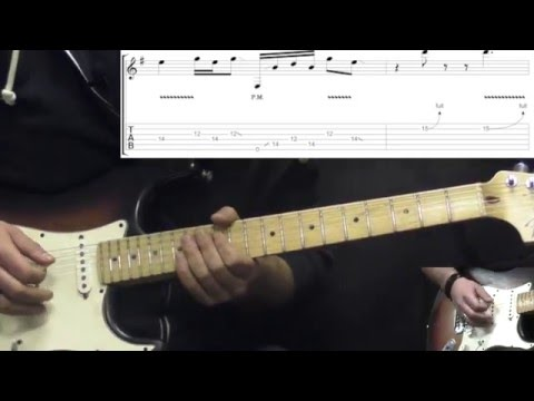 Jimi Hendrix - Hey Joe - The Solos - Blues/Rock Guitar Lesson (w/Tabs)
