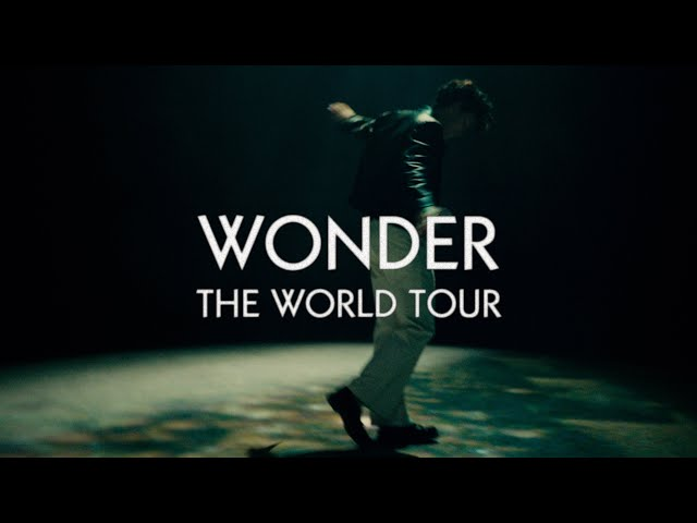 Shawn Mendes - Wonder: The World Tour (Official Trailer)