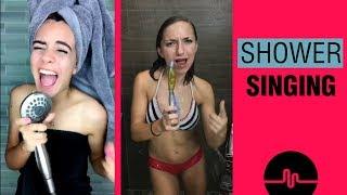 Скачать Shower Singing Vs Singin Girl Challenge Musical Ly