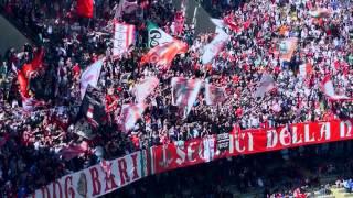 FC Bari - Modena FC, Seguaci della Nord, Tifo