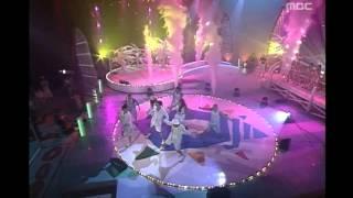 DJ DOC - Summer story, 디제이 디오씨 - 여름 이야기, MBC Top Music 19960803