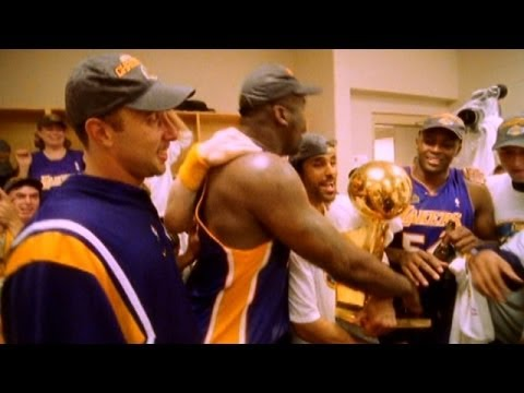 2001 NBA Champions: Los Angeles Lakers (Trailer)