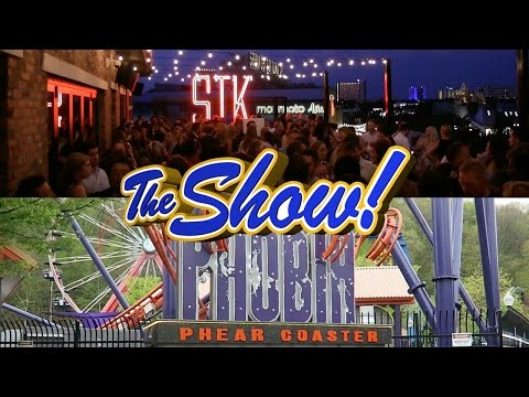 Attractions - The Show - STK Orlando; Phobia Phear Coaster; latest news - May 26, 2016