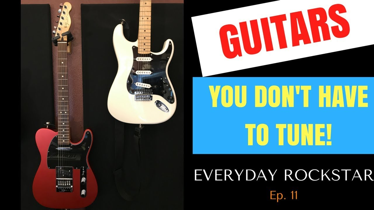 guitars that don 39 t need tuned evertune vs auto tune guitar review everyday rockstar 11. Black Bedroom Furniture Sets. Home Design Ideas