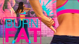 Burn Fat | Lower Back and Waist Slimmer Workout