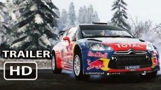 WRC 3 Trailer
