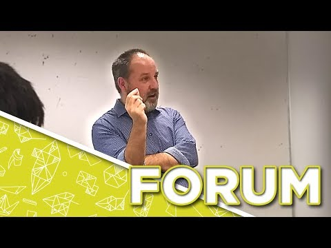 Forum - Why Christianity Led to Science (2018s1w8)