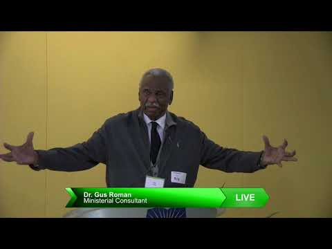 Trauma Healing Institute 2018 Community of Practice - Gus Roman