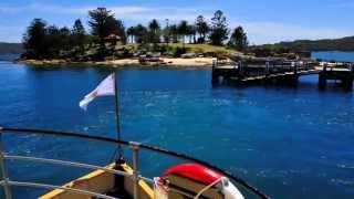Rosman Cruises Shark Island Sydney Harbour