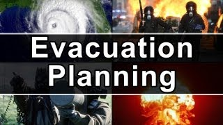 Evacuation Planning - Bugging Out - Long Term Prepper Survival Information - HD