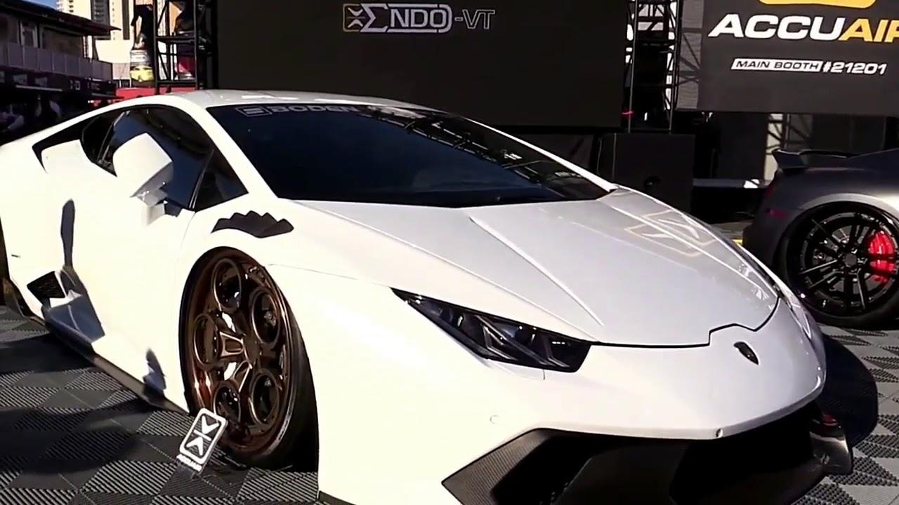 2019 Lamborghini Huracan Premium Features New Design Exterior