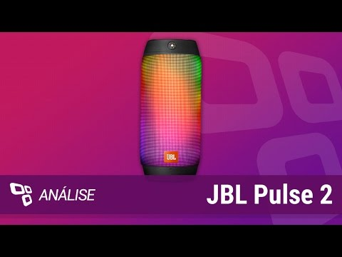 Caixa de Som Bluetooth JBL Pulse 2 [Review] - TecMundo