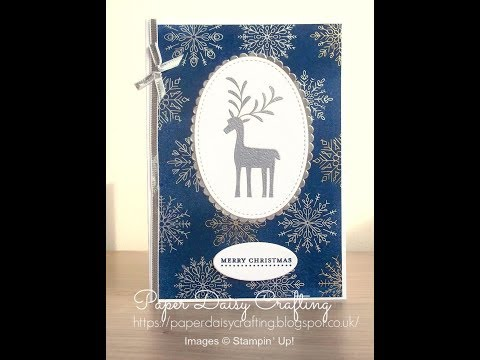 Stampin' Up! Year of Cheer papers -...