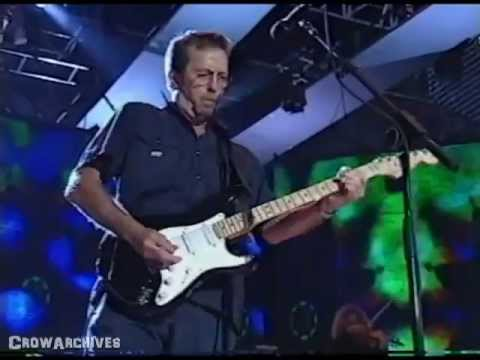 Eric Clapton & Sheryl Crow  White Room  from Central Park
