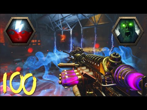 Round 65. Day 1 of my Return to Zombies (Black Ops 4 Zombies Prep)