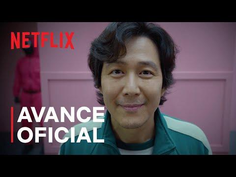 El juego del calamar | Avance oficial | Netflix