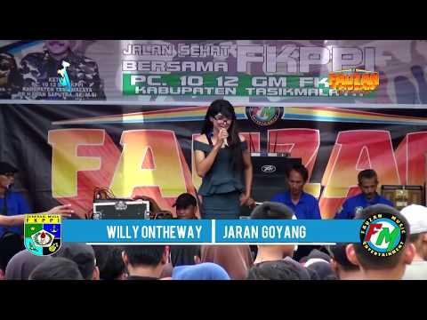 WILLY - JARAN GOYANG | FAUZAN MUSIC ENTERTAINMENT