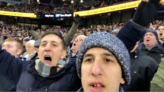 Man City 4 Tottenham 1  | Completely Outclassed | Match day vlog