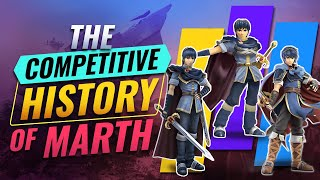 The Competitive History of Marth in Super Smash Bros