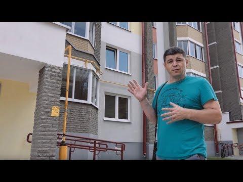 Однокомнатная квартира НОВОСТРОЙКА в Витебске/4УГЛА База недвижимости