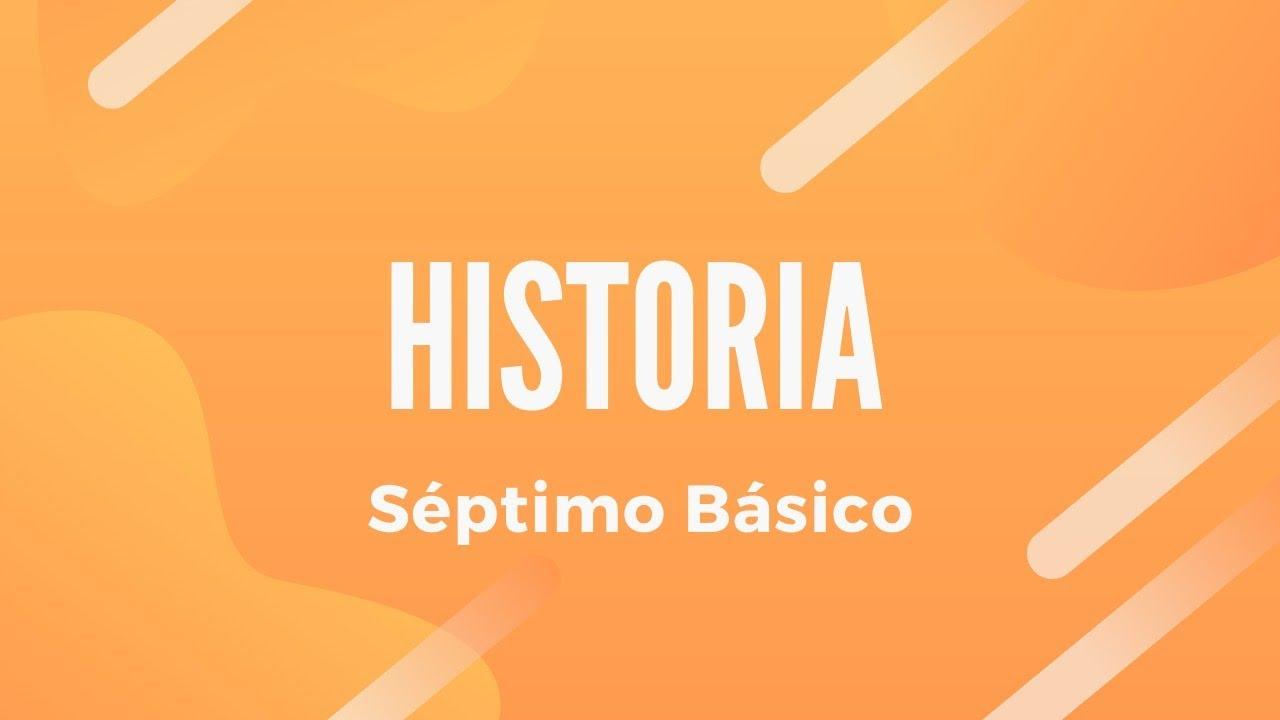 HISTORIA   Desarrollo cultural de las civilizaciones americanas  7° Básico   Clase N°24
