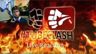 "FinalClash ( Tubeclash 3) Song ,,Monster"" - Live Reaction"
