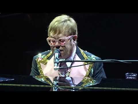 Elton John - Candle In The Wind - TD Garden, Boston, MA 10-06-2018 Mp3