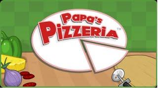 PAPA'S PIZZERIA - Day 7 - Day 8