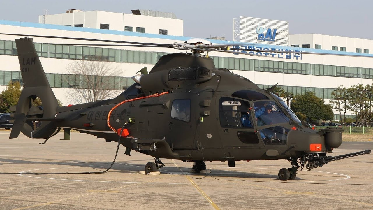KAI Light Armed Helicopter (LAH) First Engine Run
