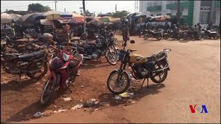 Les jeunes de Boké espèrent le changement en Guinée (vidéo)