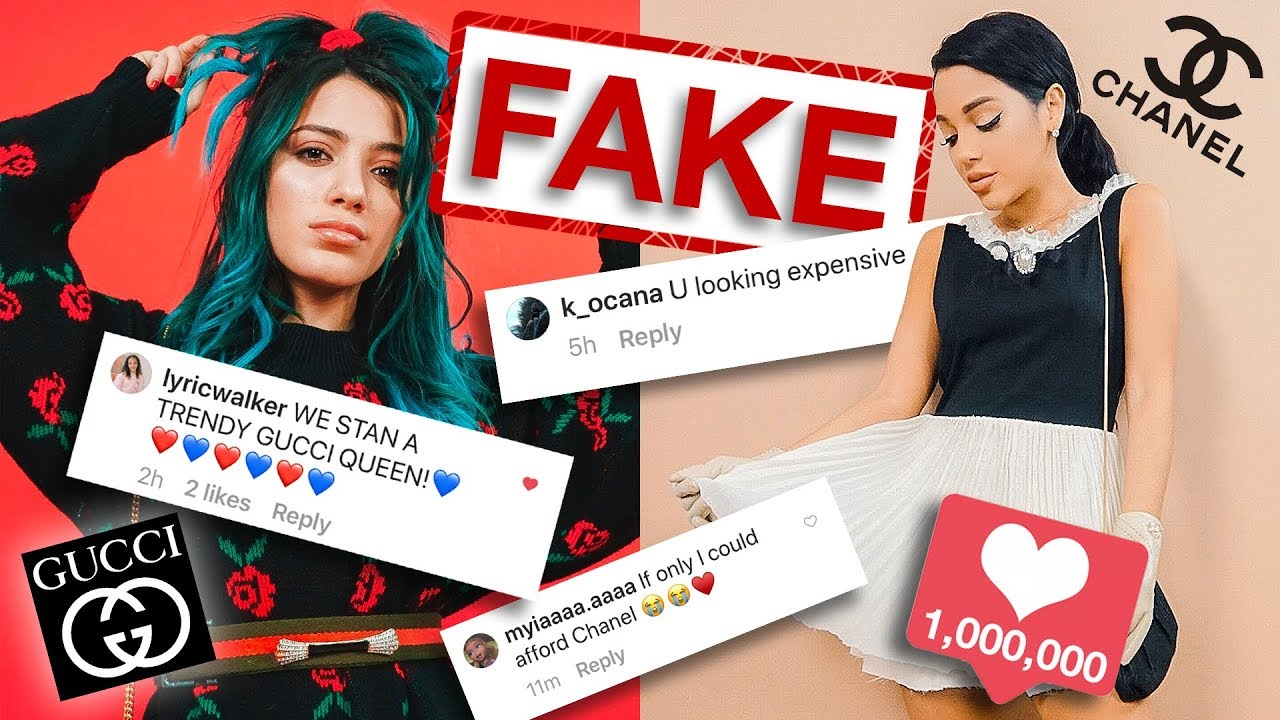 We Tricked our Instagram Followers into Thinking Thrift Clothes were  Designer