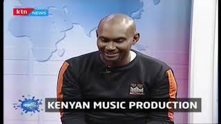 Youth Cafe: Kenyan music Production