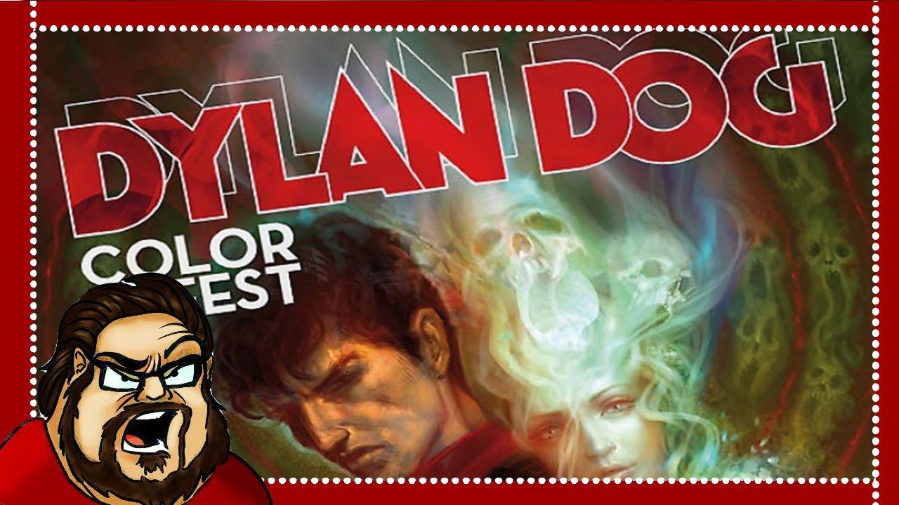 Di male in peggio dylan dog color fest 15 youtube - Dylan dog attraverso lo specchio ...